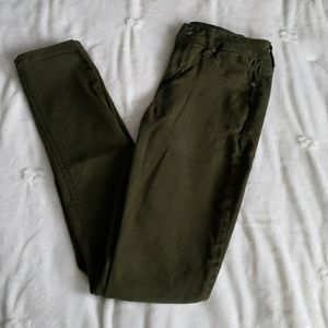 Maurices Stretch Jeggings
